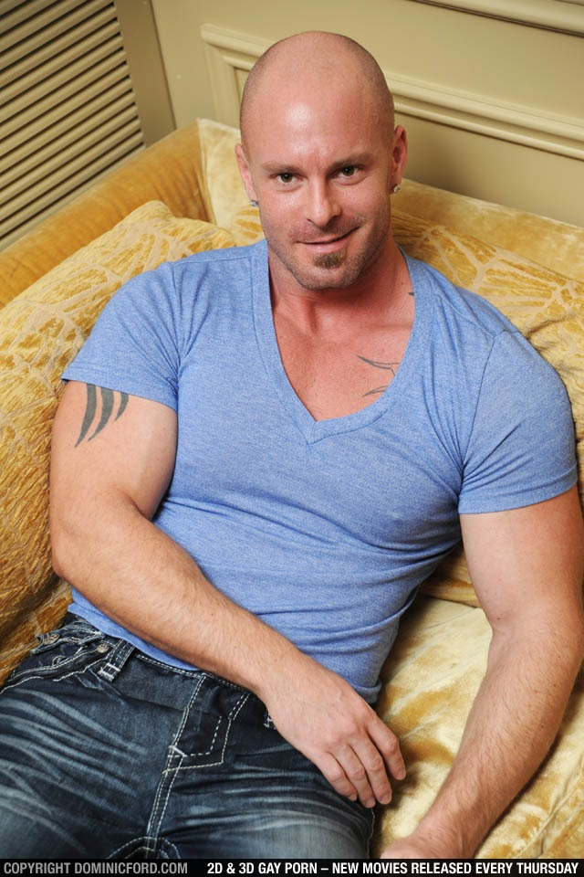 Mitch-Vaughn-Christoper-Daniels-001-Ripped-Muscle-Hunk-Strips-Naked-and-Strokes-His-Big-Hard-Cock-for-at-Dominic-Ford-photo