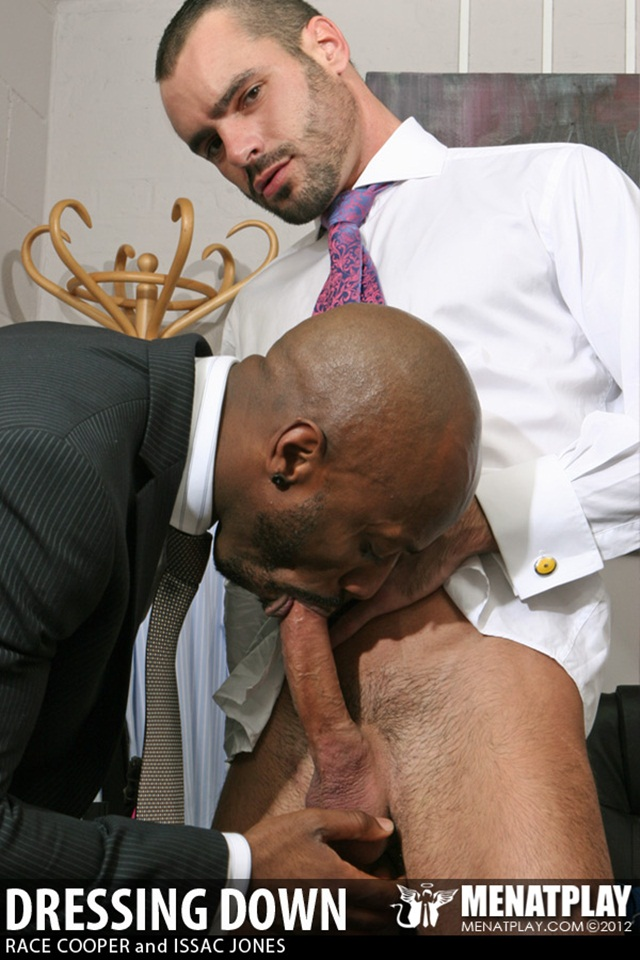 Race-Cooper-fucks-Issac-Jones-gay-suited-sex-001-Ripped-Muscle-Bodybuilder-Strips-Naked-and-Strokes-His-Big-Hard-Cock-for-at-Men-at-Play-photo