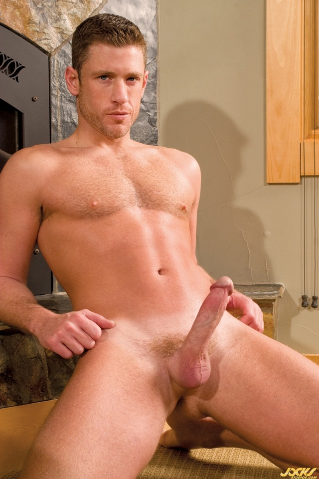 Boston Miles Fucks Chris Tyler at Jock Studios 2 Ripped Muscle Bodybuilder Strips Naked and Strokes His Big Hard Cock photo1 - Boston Miles Fucks Chris Tyler at Jock Studios