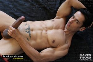 Hooker Stories Episode 1 The Professional Escort Cast Christopher Daniels Rafael Alencar at Naked Sword 2 Ripped Muscle Bodybuilder Strips Naked and Strokes His Big Hard Cock photo1 300x200 - Hot naked young men at Enigmatic Boys - top 30