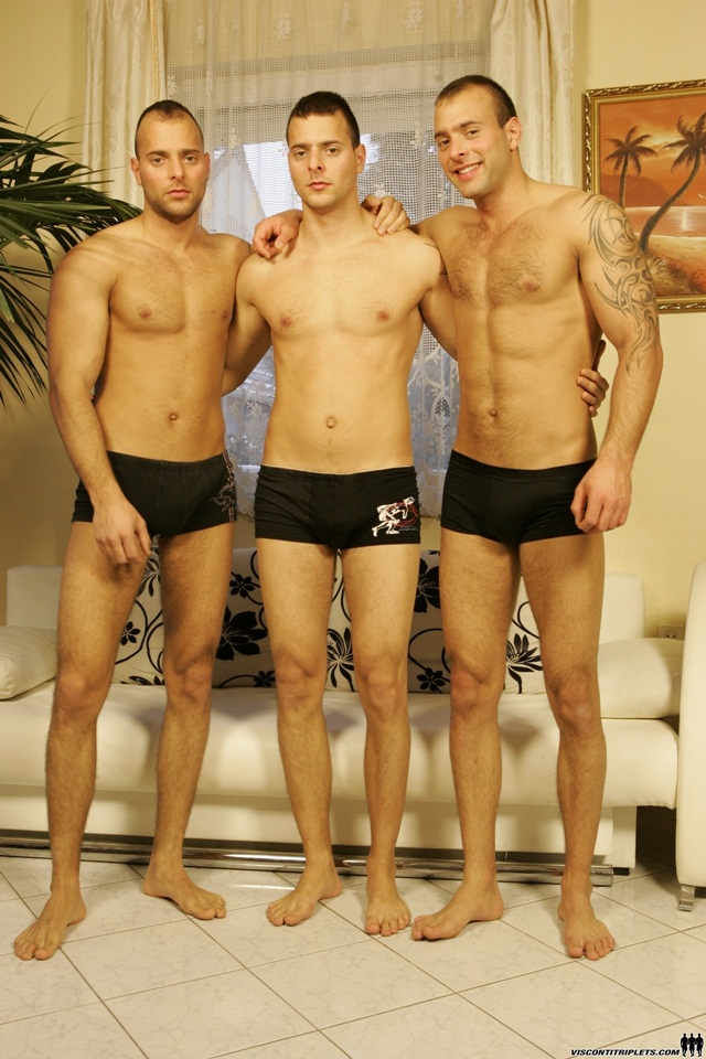 The-gay-triplets-in-another-threesome-jerk-off-session-2-Young-nude-Boy-Twink-Strips-Naked-and-Strokes-His-Big-Hard-Cock-photo-image