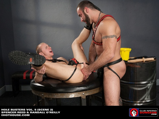 Spencer Reed and Randall OReilly 05 Ripped Muscle Bodybuilder Strips Naked and Strokes His Big Hard Cock photo image1 - Spencer Reed and Randall O'Reilly