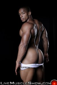 Chat online with Tyson Kobie at Live Muscle Show 02 Ripped Muscle Bodybuilder Strips Naked and Strokes His Big Hard Cock torrent photo1 200x300 - Chat online with Tyson Kobie at Live Muscle Show