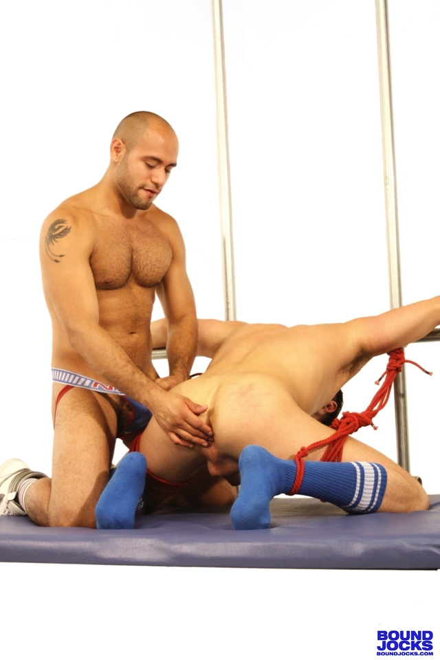 Doggie style ass fucking with Tristan Phoenix and Leo Forte 02 Ripped Muscle Bodybuilder Strips Naked and Strokes His Big Hard Cock torrent photo1 - Doggie style ass fucking with Tristan Phoenix and Leo Forte