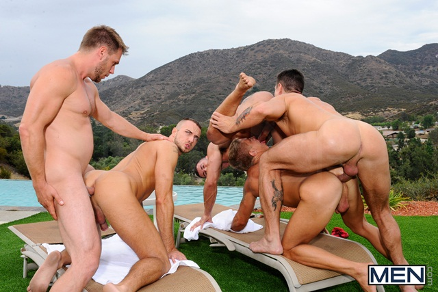 Poolside-orgy-with-Philip-Aubrey-Adam-Killian-Jessie-Colter-Trenton-Ducati-and-Hans-Berlin-06-Ripped-Muscle-Bodybuilder-Strips-Naked-and-Strokes-His-Big-Hard-Cock-torrent-photo
