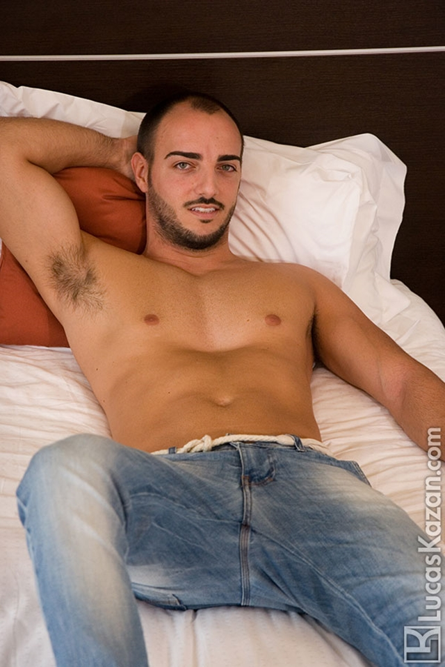 Gay porn pics 02 Manuel Lucas Kazan Italian latin gay men latino straight men naked straight latino men photo - Manuel at Lucas Kazan