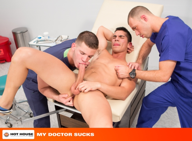 Brandon Jones and Angel Rock Hothouse gay porn stars naked guys muscle hunks muscled cocks anal sex 04 pics gallery tube video photo - Brandon Jones and Angel Rock