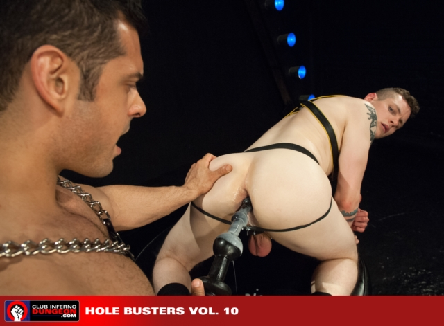 Blue Bailey and Marcus Ruhl Club Inferno Dungeon fisting gay rosebud fetish BDSM fisting top fisting bottom 05 pics gallery tube video photo - Blue Bailey and Marcus Ruhl