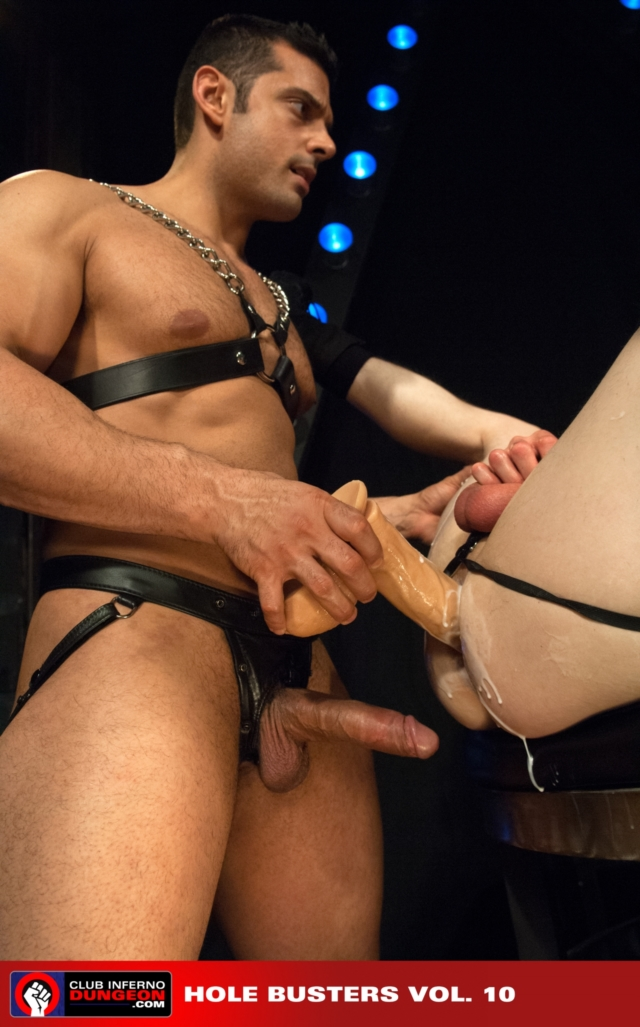 Blue Bailey and Marcus Ruhl Club Inferno Dungeon fisting gay rosebud fetish BDSM fisting top fisting bottom 07 pics gallery tube video photo - Blue Bailey and Marcus Ruhl