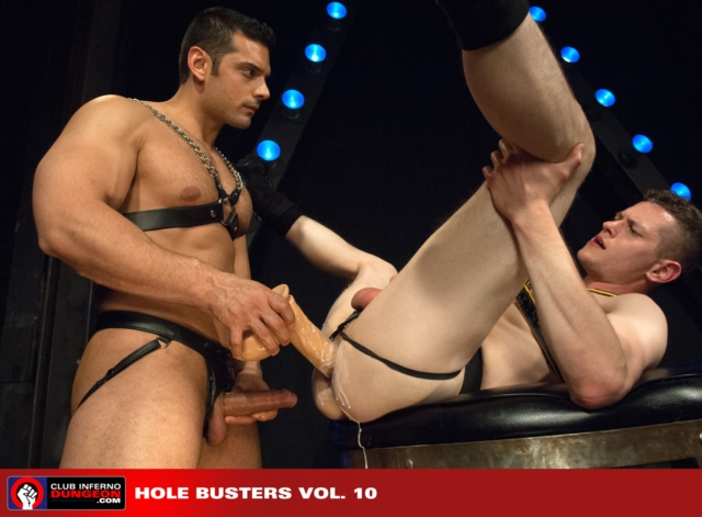 Blue Bailey and Marcus Ruhl Club Inferno Dungeon fisting gay rosebud fetish BDSM fisting top fisting bottom 08 pics gallery tube video photo - Blue Bailey and Marcus Ruhl