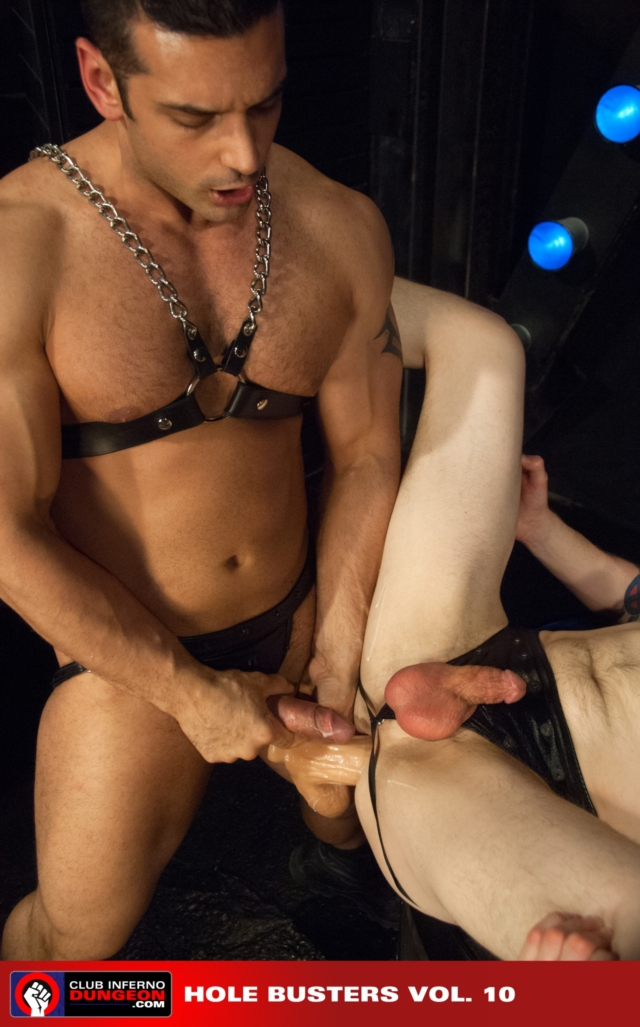 Blue Bailey and Marcus Ruhl Club Inferno Dungeon fisting gay rosebud fetish BDSM fisting top fisting bottom 10 pics gallery tube video photo - Blue Bailey and Marcus Ruhl