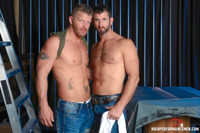 Jeremy Stevens and CJ Parker High Performance Men Real Gay Porn Stars Muscle Hunks Hairy Muscle Muscled Dudes 01 pics gallery tube video photo - Jeremy Stevens and CJ Parker
