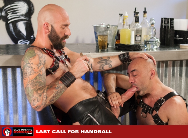 Drew Sebastian and Brian Davilla Club Inferno Dungeon fisting gay rosebud fetish BDSM fisting top fisting bottom 02 gallery video photo - Drew Sebastian and Brian Davilla