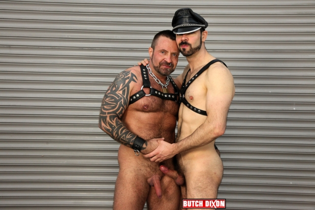 Dolan Wolf and Marc Angelo Butch Dixon hairy men gay bears muscle cubs daddy older guys subs mature male sex porn 02 gallery video photo - Dolan Wolf and Marc Angelo