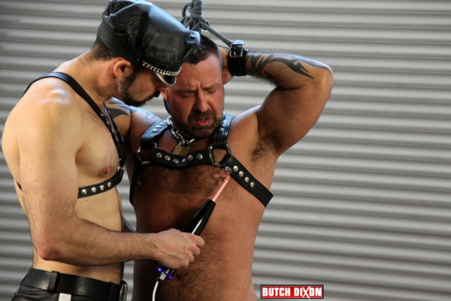Dolan Wolf and Marc Angelo Butch Dixon hairy men gay bears muscle cubs daddy older guys subs mature male sex porn 06 gallery video photo - Dolan Wolf and Marc Angelo