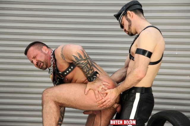 Dolan Wolf and Marc Angelo Butch Dixon hairy men gay bears muscle cubs daddy older guys subs mature male sex porn 09 gallery video photo - Dolan Wolf and Marc Angelo