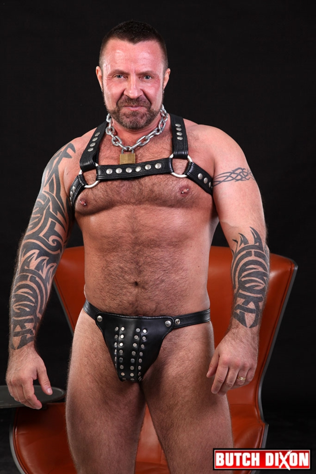 Dolan Wolf and Marc Angelo Butch Dixon hairy men gay bears muscle cubs daddy older guys subs mature male sex porn 10 gallery video photo - Dolan Wolf and Marc Angelo