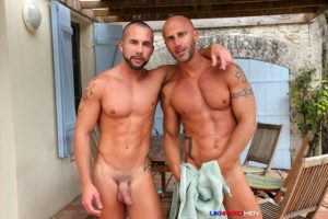 Aymeric Deville and Craig Farell UKNakedMen hairy young men muscle studs British gay porn English Guys Uncut Cocks 02 gallery video photo 300x200 - Janus