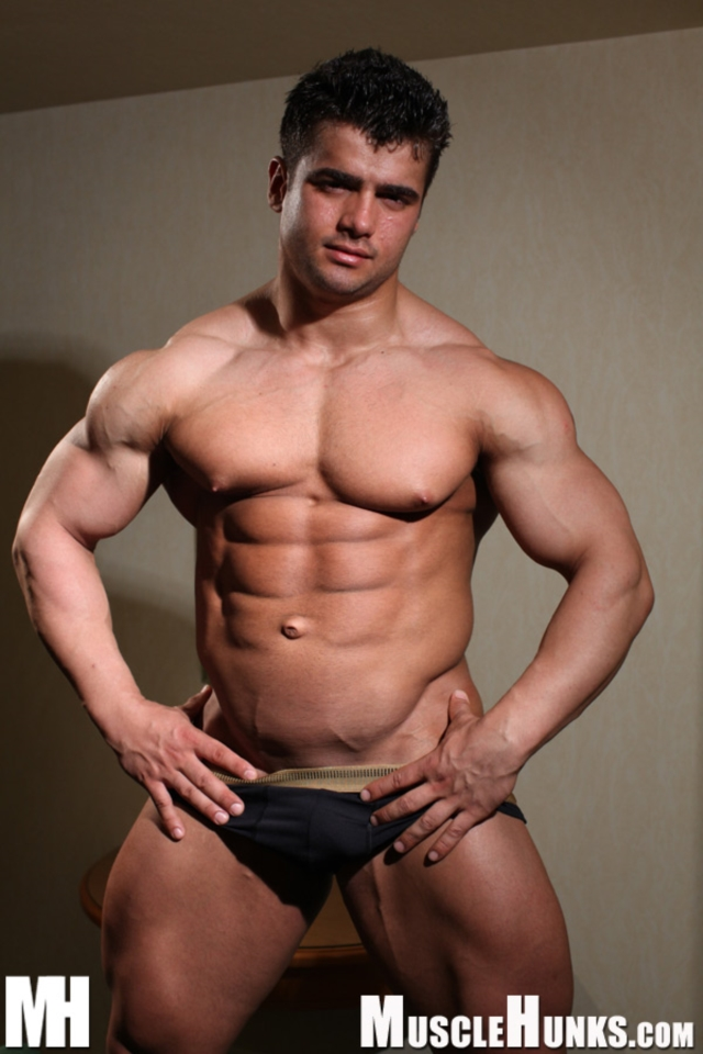 Benny Ryder Live Muscle Show Gay Naked Bodybuilder nude bodybuilders gay muscles big muscle men gay sex 01 gallery video photo - Benny Ryder