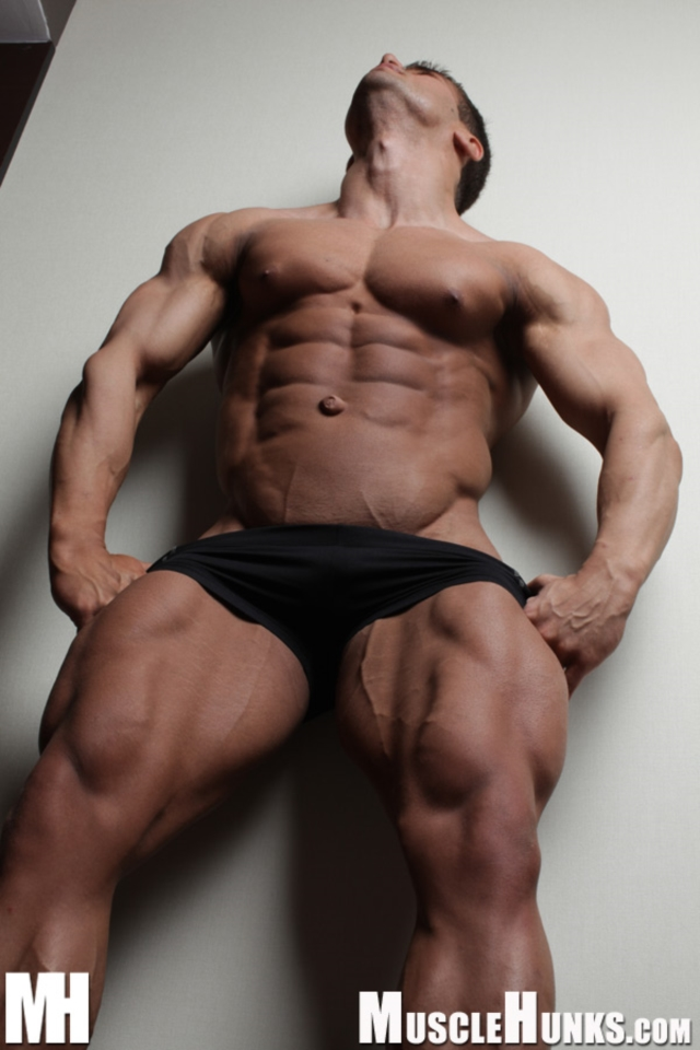 Benny Ryder Live Muscle Show Gay Naked Bodybuilder nude bodybuilders gay muscles big muscle men gay sex 09 gallery video photo - Benny Ryder