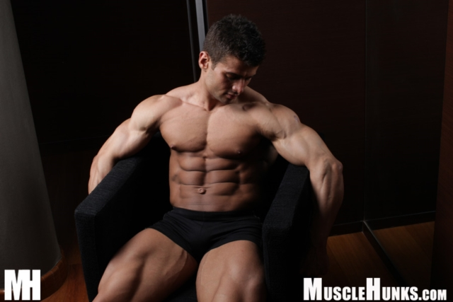 Benny Ryder Live Muscle Show Gay Naked Bodybuilder nude bodybuilders gay muscles big muscle men gay sex 12 gallery video photo - Benny Ryder