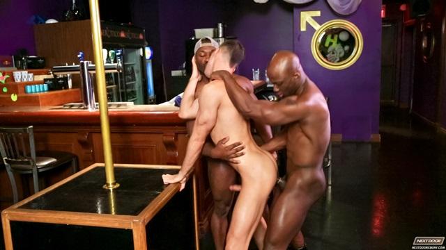 Brandon Jones and Jay Black Next Door black muscle men naked black guys nude ebony boys gay porn african american men 012 gallery video photo - Brandon Jones and Jay Black