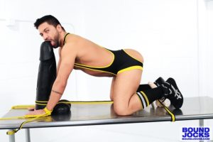 Dominic Pacifico Bound Jocks muscle hunks bondage gay bottom boy fucking hogtied spanking bdsm anal abuse punishment asshole abused 01 gallery video photo 300x200 - Dominic Pacifico