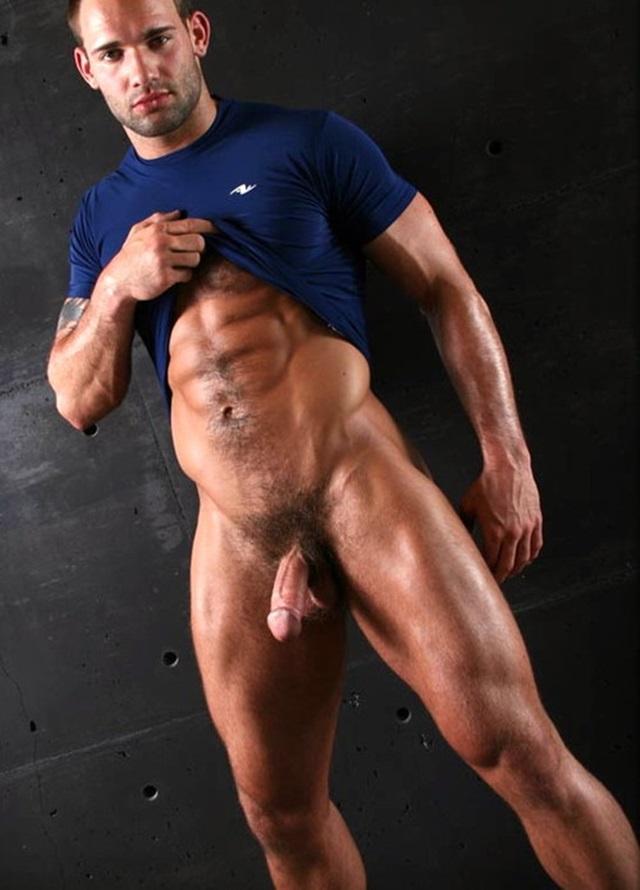Black muscle naked free photo