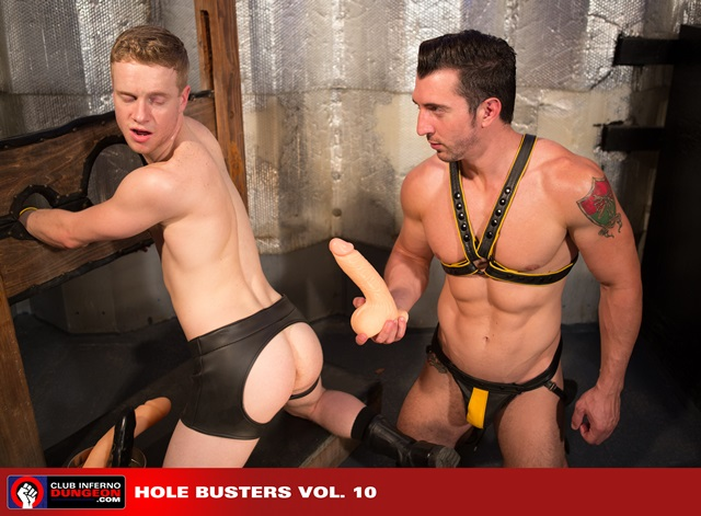 Jimmy Durano and Liam Harkmoore Club Inferno Dungeon fisting gay rosebud fetish BDSM fisting top fisting bottom 001 gallery video photo - Jimmy Durano and Liam Harkmoore
