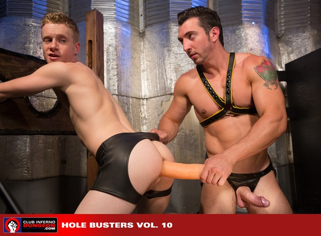 Jimmy Durano and Liam Harkmoore Club Inferno Dungeon fisting gay rosebud fetish BDSM fisting top fisting bottom 005 gallery video photo - Jimmy Durano and Liam Harkmoore