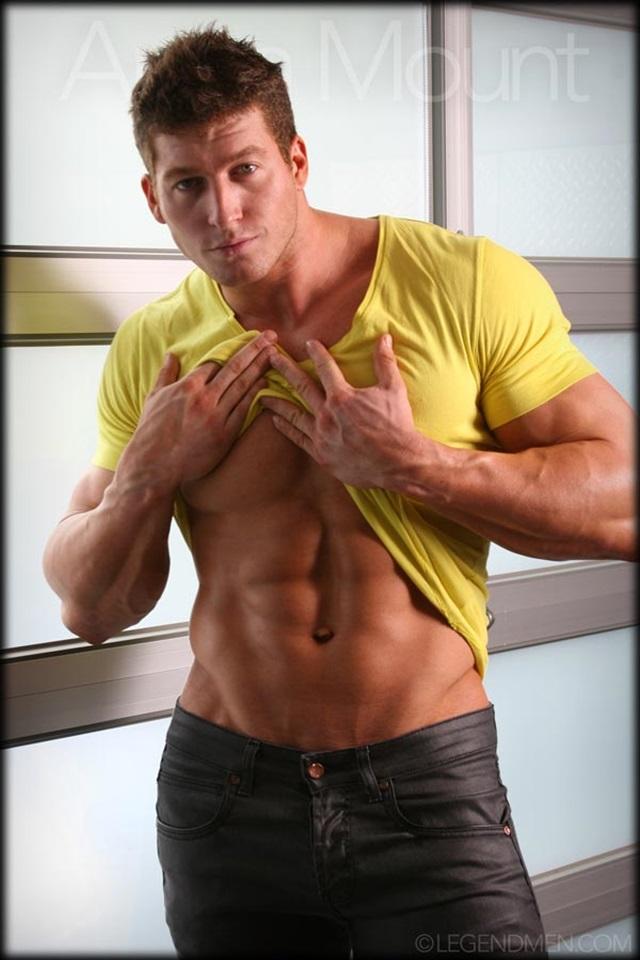 Aaron Mount Legend Men Gay sexy naked man Porn Stars Muscle Men naked bodybuilder nude bodybuilders big muscle 003 red tube gallery photo - Aaron Mount