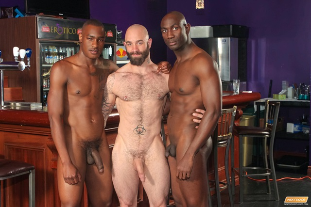 Astengo and Sam Swift Next Door large black dick naked black guys big nude ebony cock boys gay porn african american men 001 gallery photo - Astengo and Sam Swift
