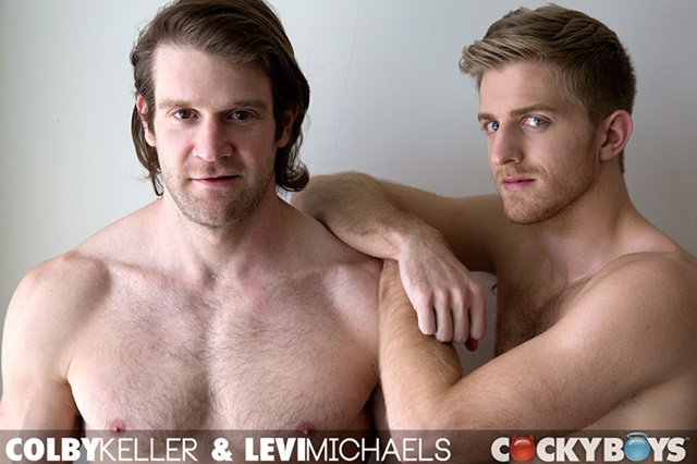 Colby Keller and Levi Michaels cockyboys xtube redtube nude men fucking porn young naked boy twinks stars huge dicks raw fuck 001 gallery photo - Colby Keller and Levi Michaels