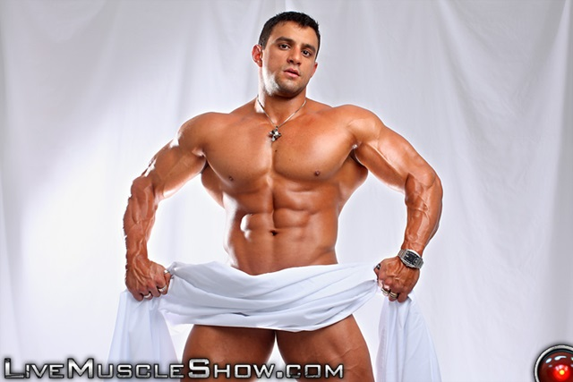 Macho Nacho Live Muscle Show Gay Porn Naked Bodybuilder nude bodybuilders gay fuck muscles big muscle men gay sex 001 gallery photo - Macho Nacho