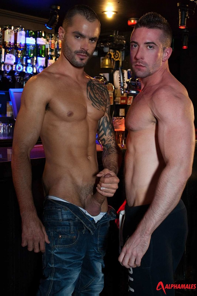 Scott Hunter and Issac Jones Alphamales gay porn star naked men hunk ass fuck man hole muscle gay sex asshole fucking anal 002 red tube gallery photo - Scott Hunter and Issac Jones