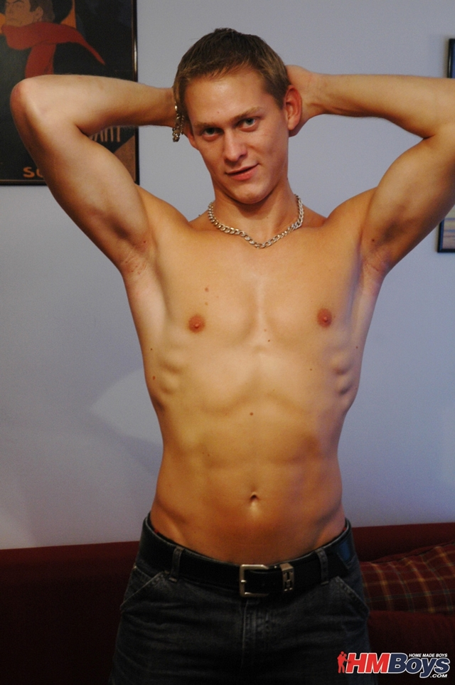 HMBoys young nude Eastern European boy Janus ripped muscle undies tan lines lightly furry bubble ass 006 male tube red tube gallery photo - Janus