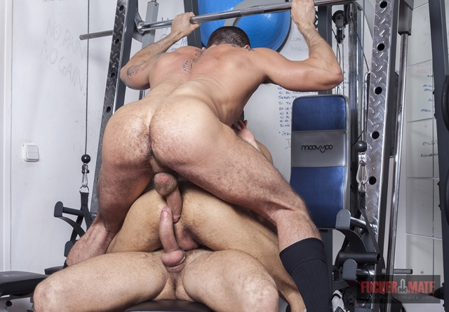 Fucker Mate Threesome of mates Alejandro Dumas Antonio Miracle Mario Domenech personal trainer 002 male tube red tube gallery photo - Alejandro Dumas, Antonio Miracle and Mario Domenech
