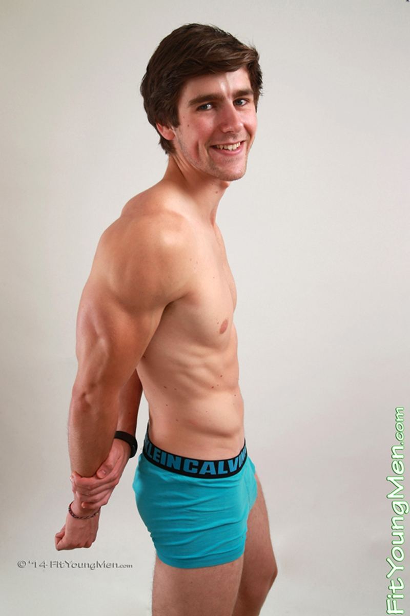 FitYoungMen Young nude gym guy Mike Stephenson Age 20 years old straight men underwear undies ripped abs muscled arms 001 tube download torrent gallery photo - Mike Stephenson