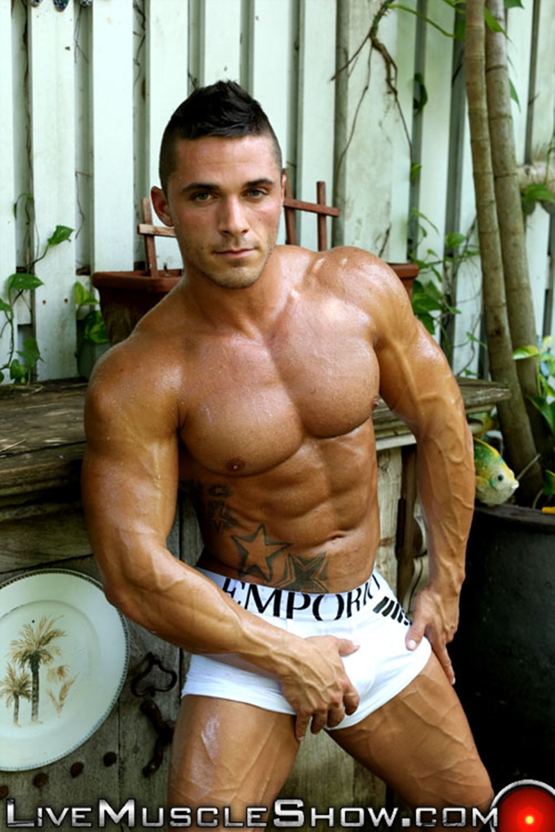 LiveMuscleShow Joey van Damme livemuscle muscled man livecam webcam musclehunk cam male live cams gay muscle chat big dicks 002 tube download torrent gallery sexpics photo - Joey van Damme