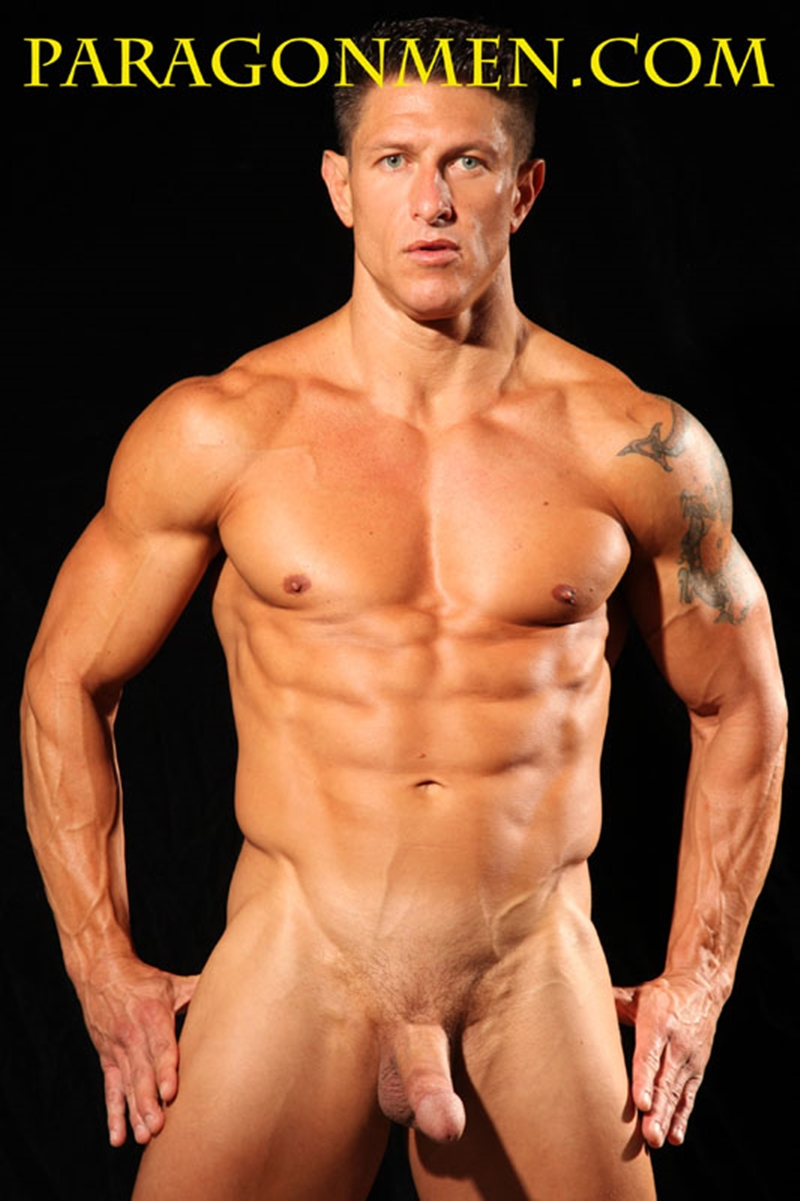 ParagonMen Ripped tanned naked muscle bodybuilder Bryce Evans underwear nude big cock huge tattoos jerks huge load muscle cum 014 tube download torrent gallery sexpics photo - Bryce Evans