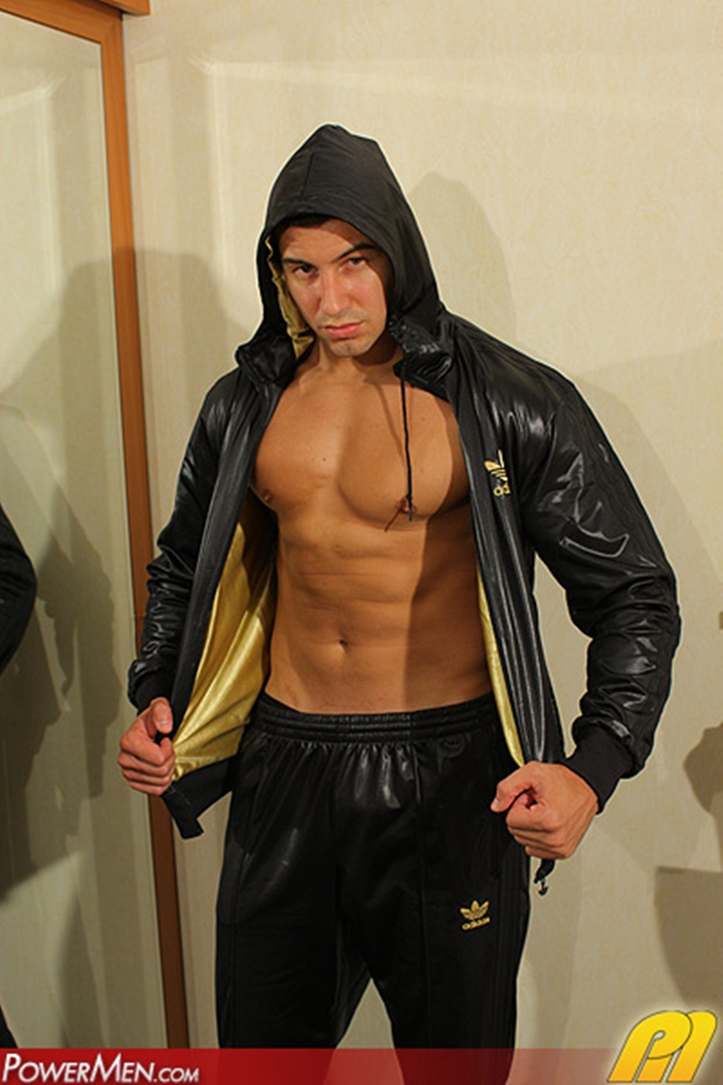 PowerMen naked bodybuilder Gio Permalucci beefy man meat big muscle dick big shaved smooth balls uncut cock 001 tube download torrent gallery sexpics photo - Gio Permalucci