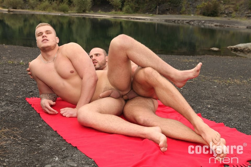 CocksureMen muscular studs Thomas Ride Ryan Cage doggy style fucking butt cheeks seeds ass hole bareback hairy 001 tube download torrent gallery sexpics photo - Thomas Ride and Ryan Cage