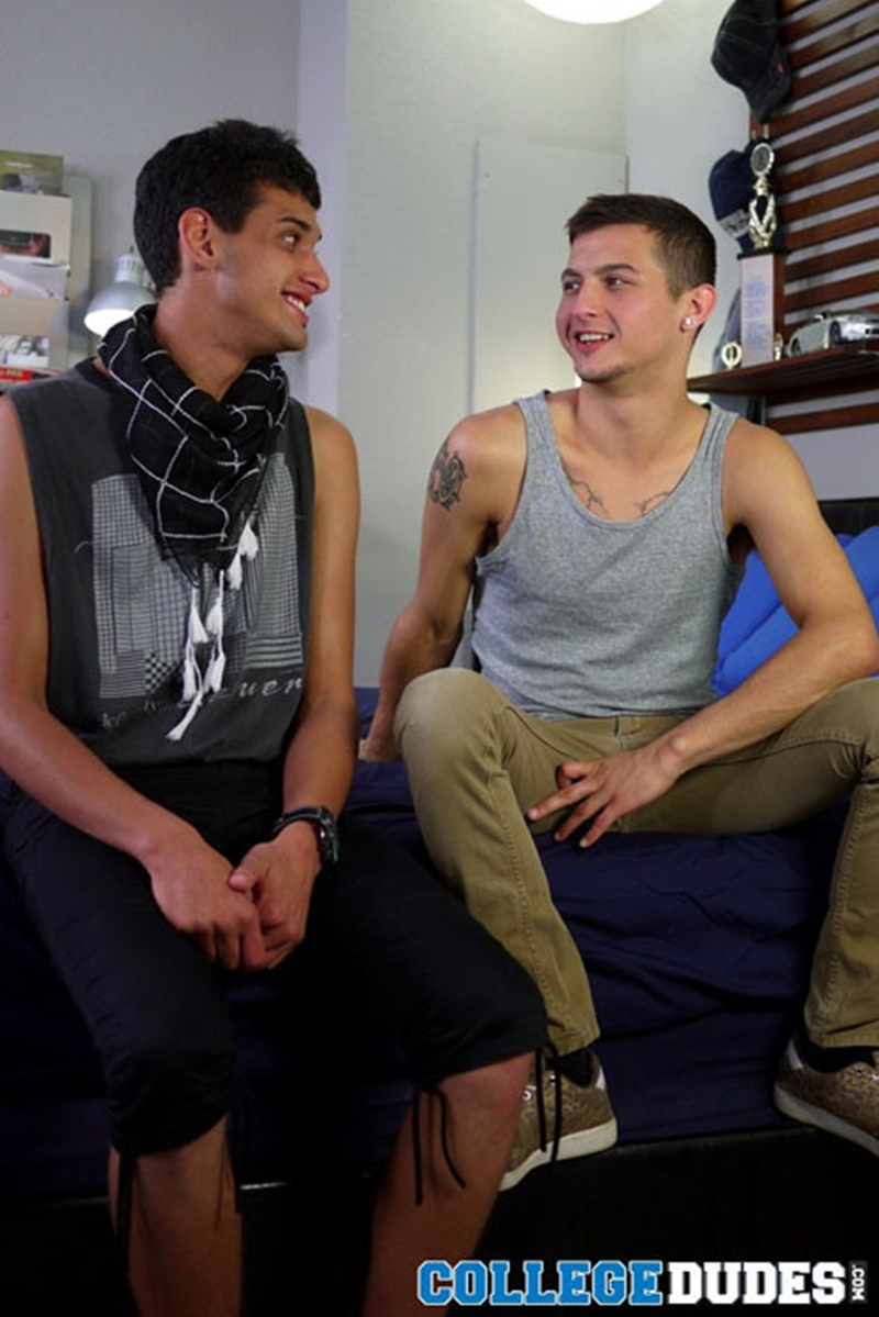 CollegeDudes Davey Anthony Armando Torres horny studs fuck rimming asshole oral sex kissing straight boys 002 tube download torrent gallery sexpics photo - Davey Anthony and Armando Torres
