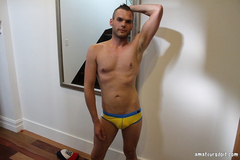 AmateursDoIt Cooper Leigh sexy bottomless undies long uncut cock young man cum underwear fetish straight stud 001 tube video gay porn gallery sexpics photo - Cooper Leigh's Aussie underwear show