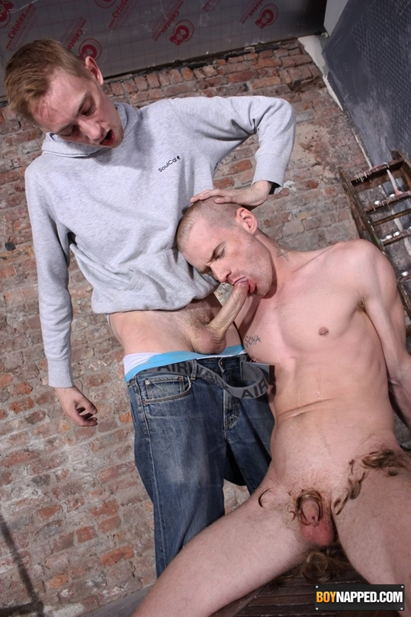 BoyNapped Sebastian Evans and Ashton Bradley fit young man shaved head uncut suck cock face fucked hottie cum load 008 tube video gay porn gallery sexpics photo - Sebastian Evans and Ashton Bradley head shaved and face fucked