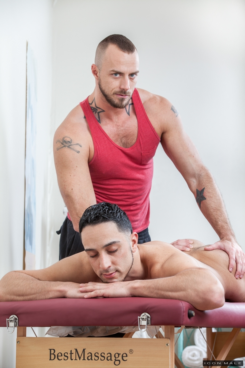 Muscle Men Gay Porn jessie colter's muscle asshole gets a good fuckingandrew