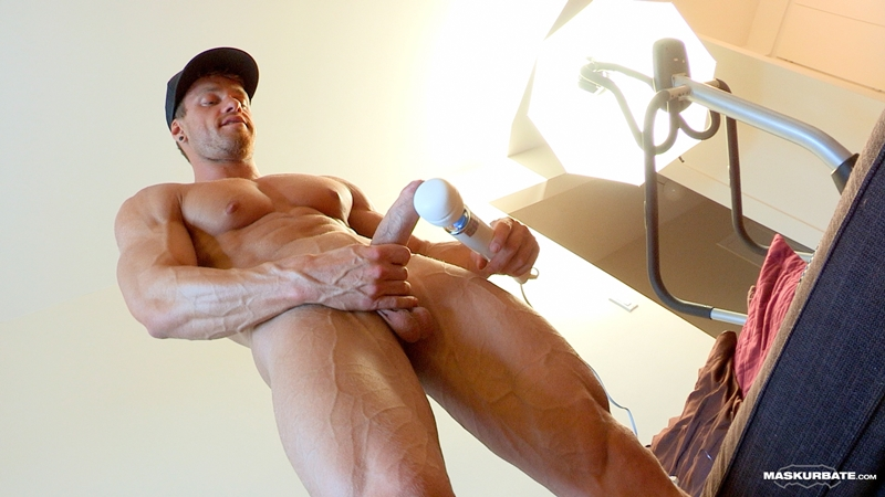 Muscle cock was here