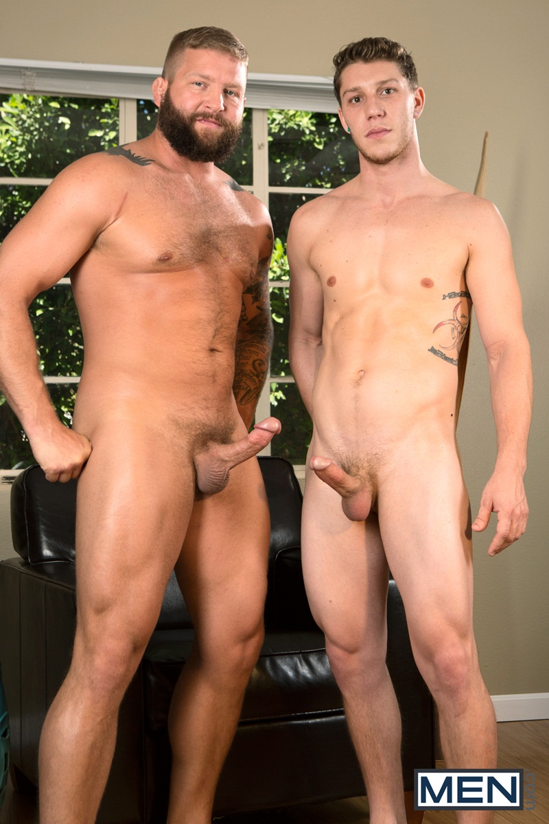 Hot dad son nude — photo 2