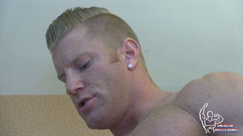 AmericanMuscleHunks FX Rios muscled HUNK Johnny V ripped muscles monster 9 inch cock cocksucker blow jobs ass fuck blows cum load 14 gay porn star sex video gallery photo - FX Rios bends Johnny V over the bed and pounds him until Johnny blows his load