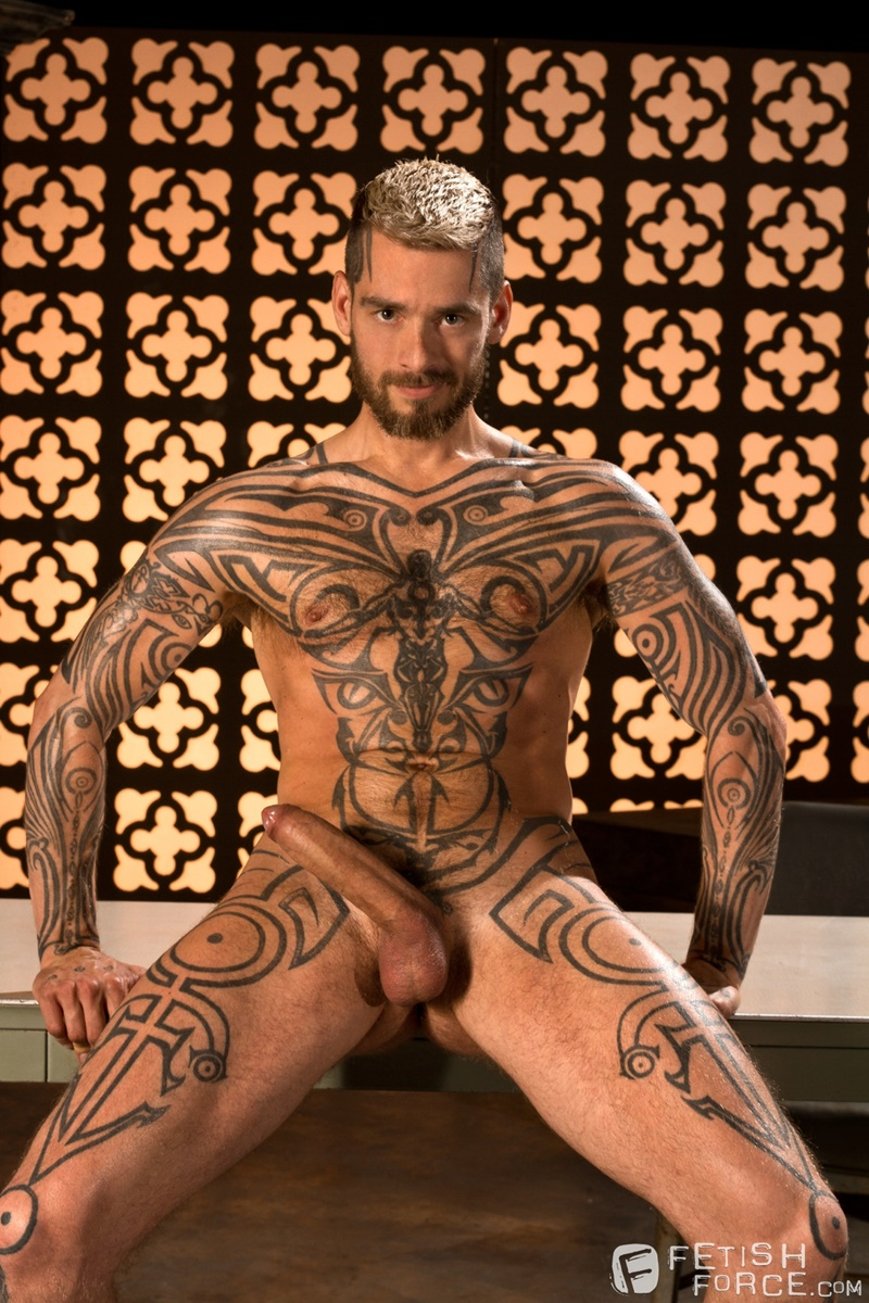 FistingCentral-BDSM-tattoo-Logan-McCree-harness-restrain-tied-boung-Hugh-Hunter-horse-huge-hung-cock-sucking-nipple-clamps-wax-004-gay-porn-tube-star-gallery-video-photo